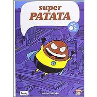 Superpatata: El origen de Superpatata (Mamut 6+)
