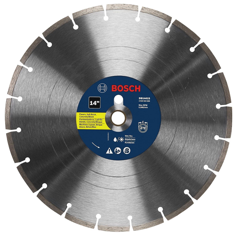 Bosch DB1441S 14-Inch Segmented Rim Diamond Blade