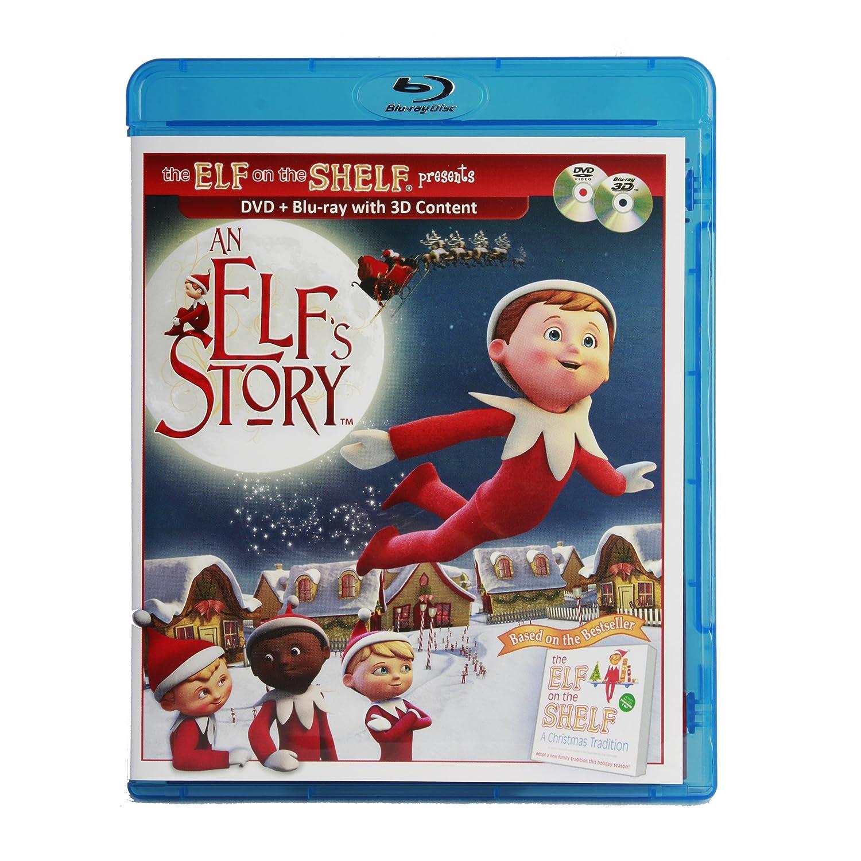 elf on the shelf movie