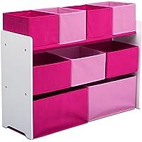 Delta Children TB83413GN - Juguetero, unisex, color rosa