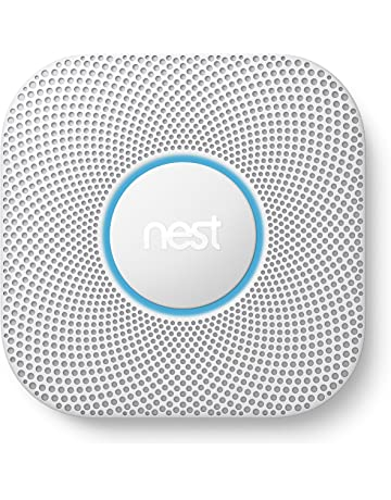 Nest S3000BWFD Detector de Humo y CO Blanco