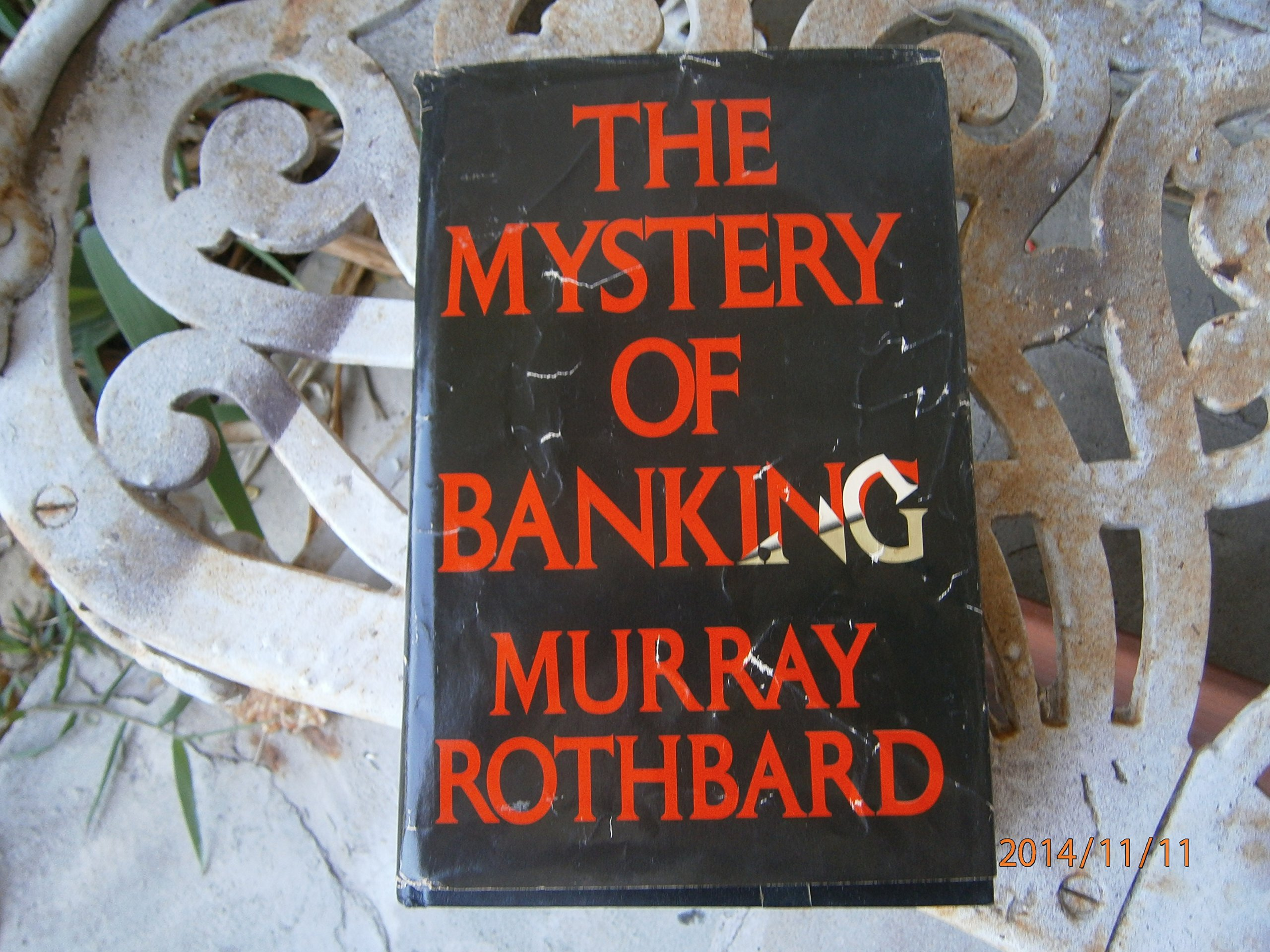 The Mystery of Banking PDF