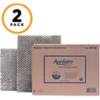 Aprilaire 35 Replacement Water Panel for Aprilaire Whole House Humidifier Models 350, 360, 560, 568, 600, 600A, 600M, 700, 700A, 700M, 760, 768 (Pack of 2)