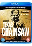 TEXAS CHAINSAW MASSACRE 3D [Reino Unido] [Blu-ray]