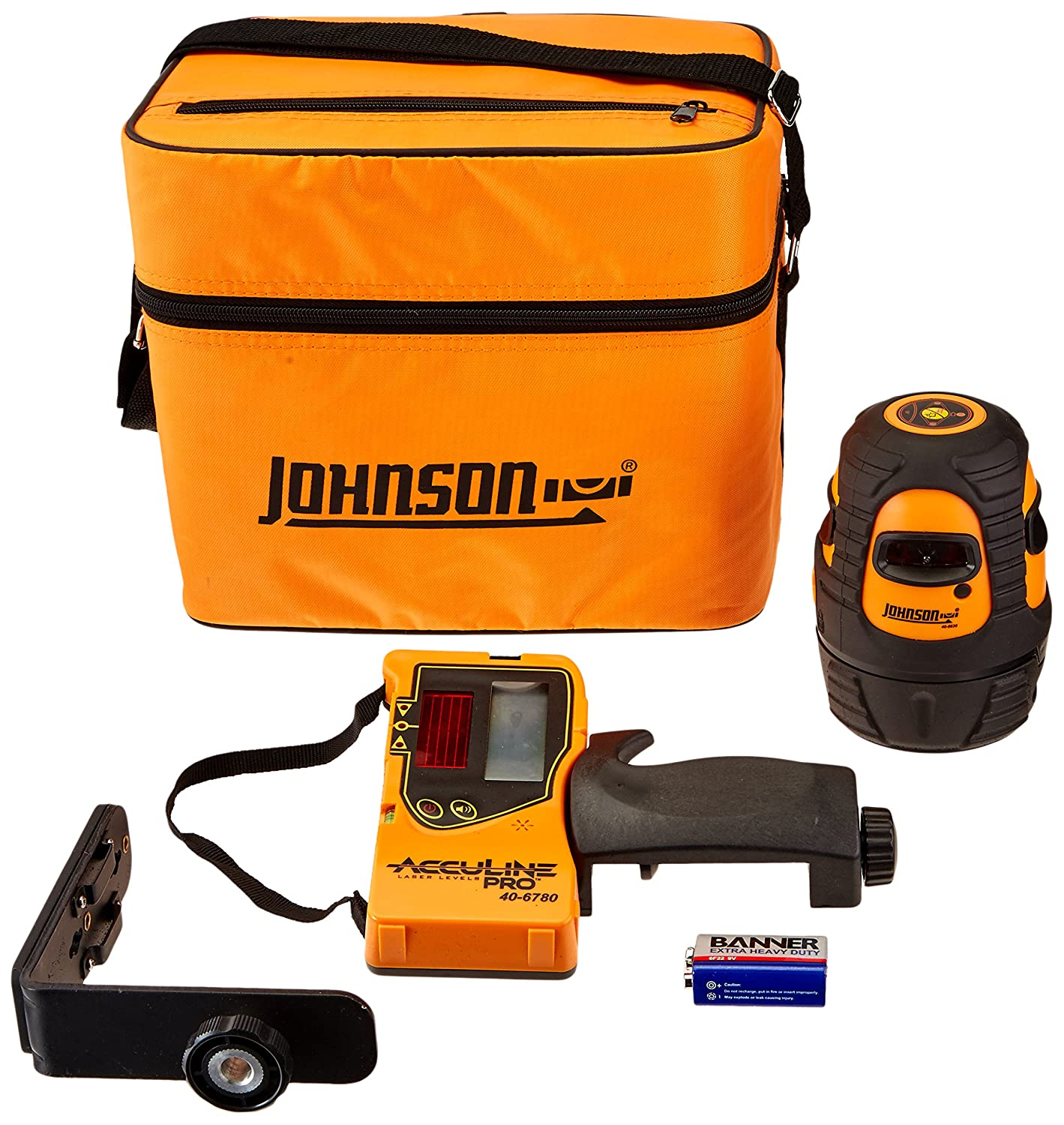 Johnson Level Tool 40 6638 Line Laser