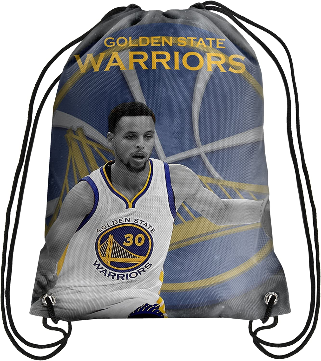 NBA Stephen Curry Player Print Drawstring Backpack New Product