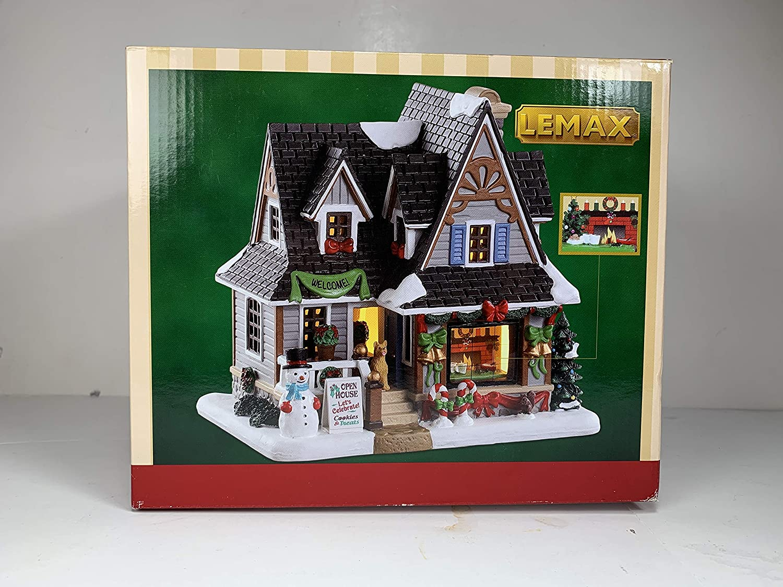 Lemax Christmas Village Ye Olde Cobblestone Road