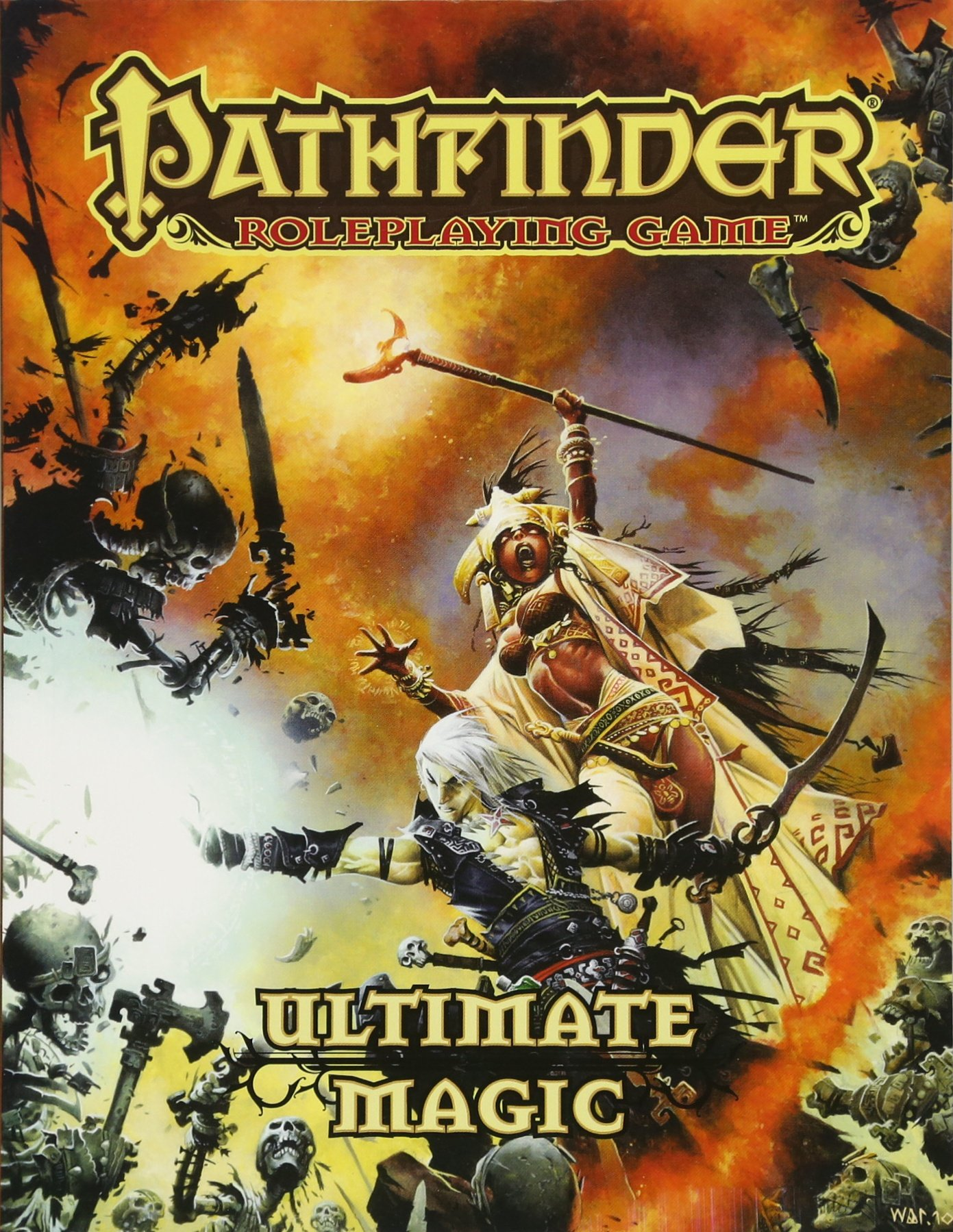 Pathfinder Roleplaying Game: Ultimate Magic Pocket Edition ebook