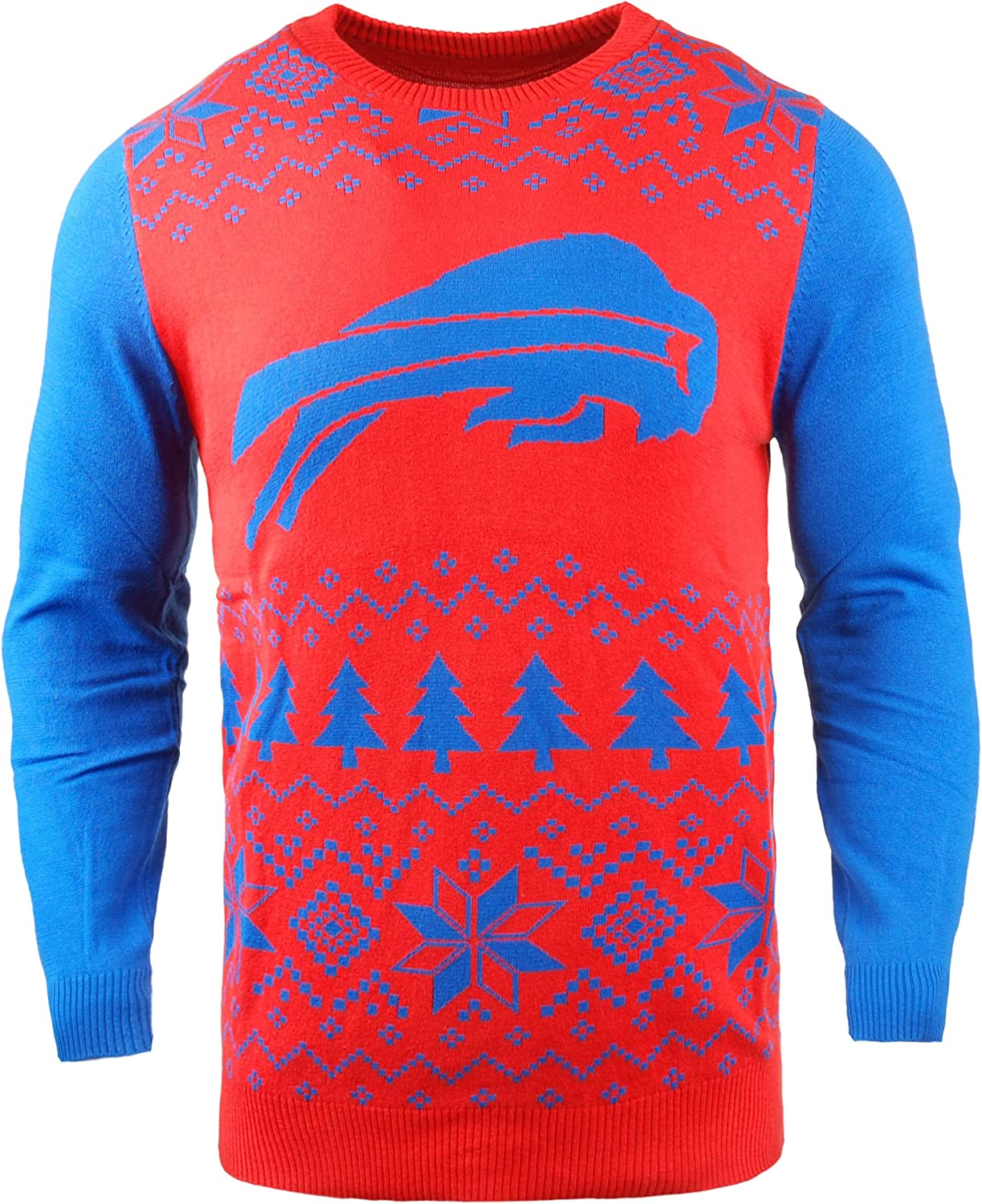 NFL Two-Tone Cotton Ugly Sweater