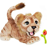 Hasbro Disney The Lion King Mighty Roar Simba Interactive Plush Toy, Brought to Life by Furreal, 100+ Sound &-Motion Combinations, Ages 4 & Up