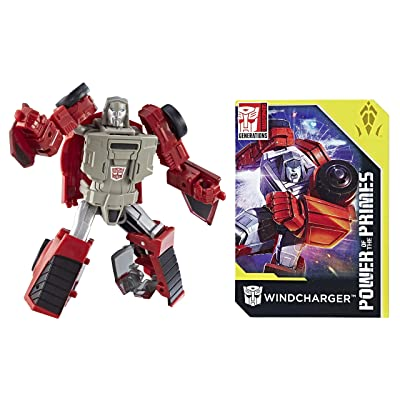 Transformers: Generations Power of the Primes Legends Class Windcharger: Toys & Games