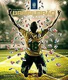 Álbum Campeonato Brasileiro 2018 - Capa Dura (+ 10 Envelopes e 5 Figurinhas Avulsas)