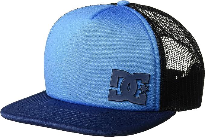 DC Mens Greeters Snapback Trucker Hat