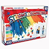 Roylco Straws and Connectors, Pack of 400