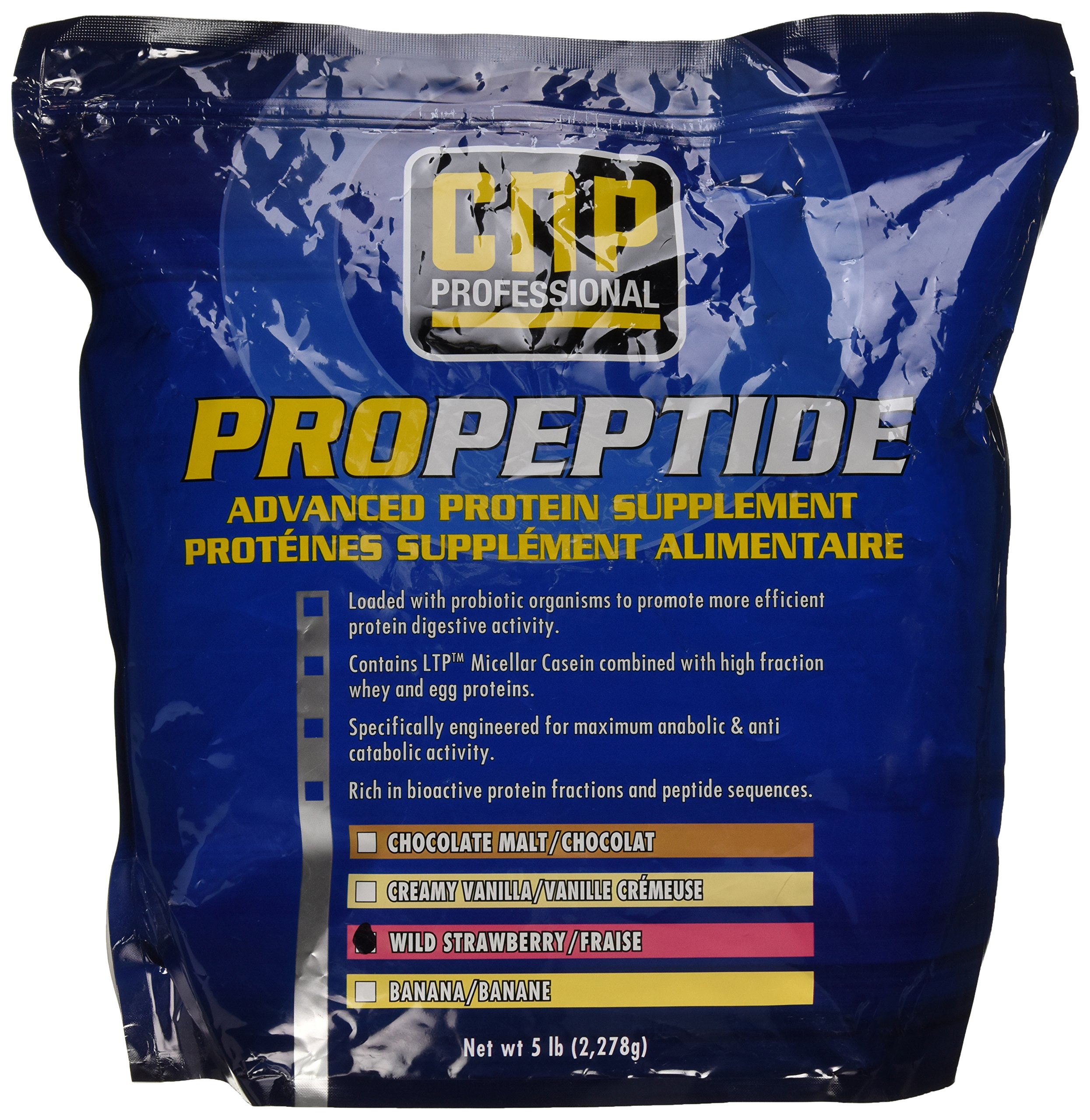 CNP Professional ProPeptide Wild Strawberry - 5 lb