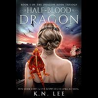 Half-Blood Dragon: A Pirate Fantasy (Dragon Born Trilogy Book 1) (English Edition)