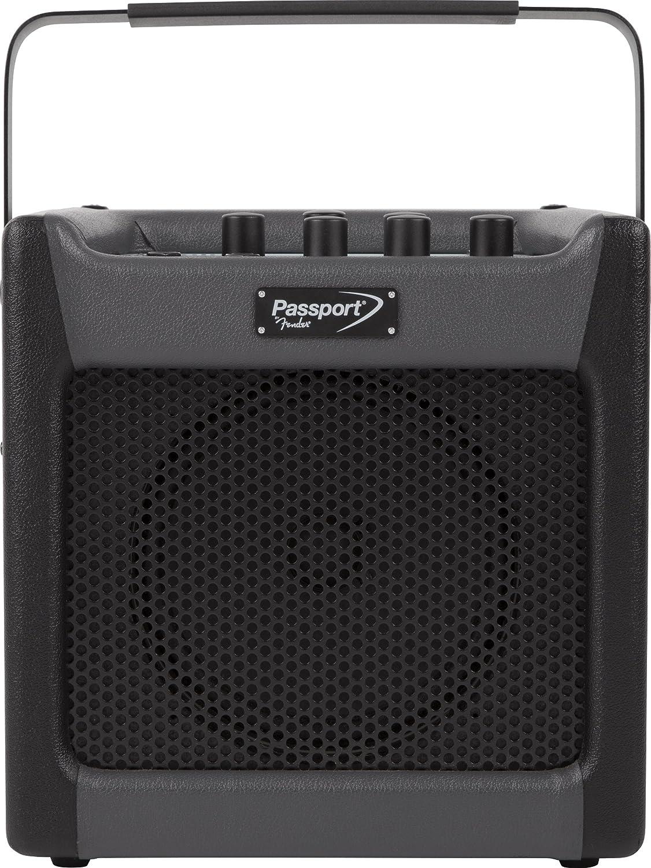 Fender Passport Mini 7-Watt 1x6.5-Inch Portable PA System 0694600000