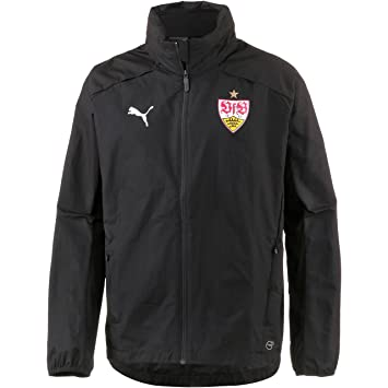 Puma VfB Stuttgart Regenjacke: : Sport & Freizeit