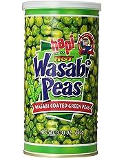 Hapi Snacks Hot Wasabi Pea, 280gm