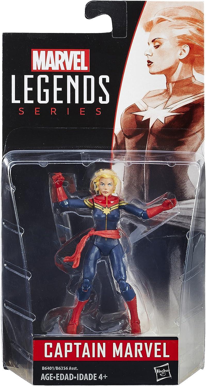 Marvel Legends Captain Marvel MISMATCHED//MISSING PIECES