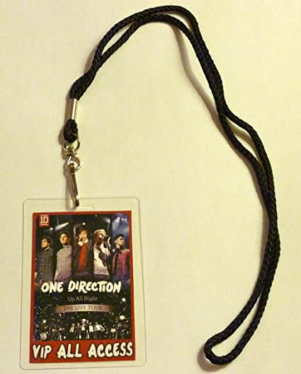 Amazon one direction 1d up all night tour vip all access one direction 1d up all night tour vip all access backstage meet greet package pass m4hsunfo
