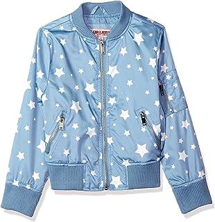14 Urban Republic Big Girls Poly-Sateen Jacket 100white