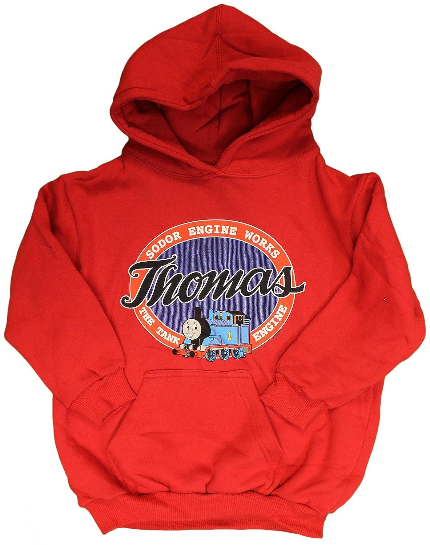 Little Boys 4-7 Thomas the Tank Engine Engine Works Hoodie Red) Thomas & Friends OJ-CKXR-4ZHS