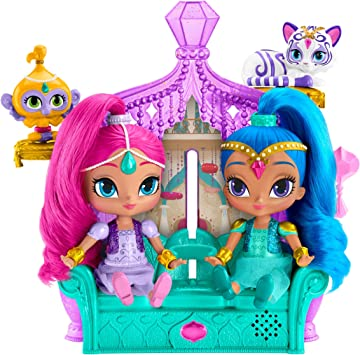 Amazon.es: Shimmer and Shine DGL73 Conjunto de Juego Float/Sing ...
