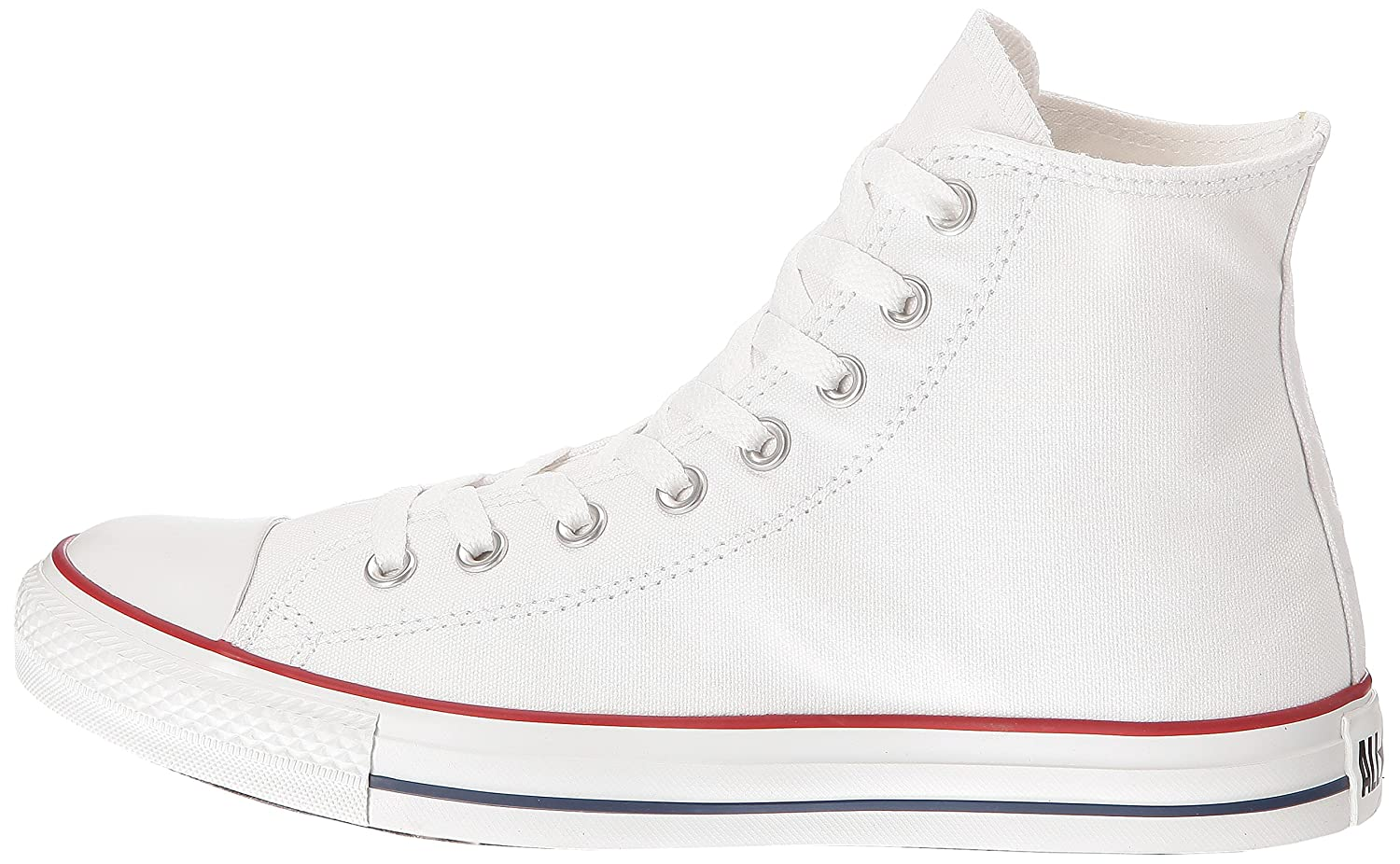 Converse Chuck Taylor All Star Core Hi B01M3RZPU2 7 Men 9 Women|Optical White