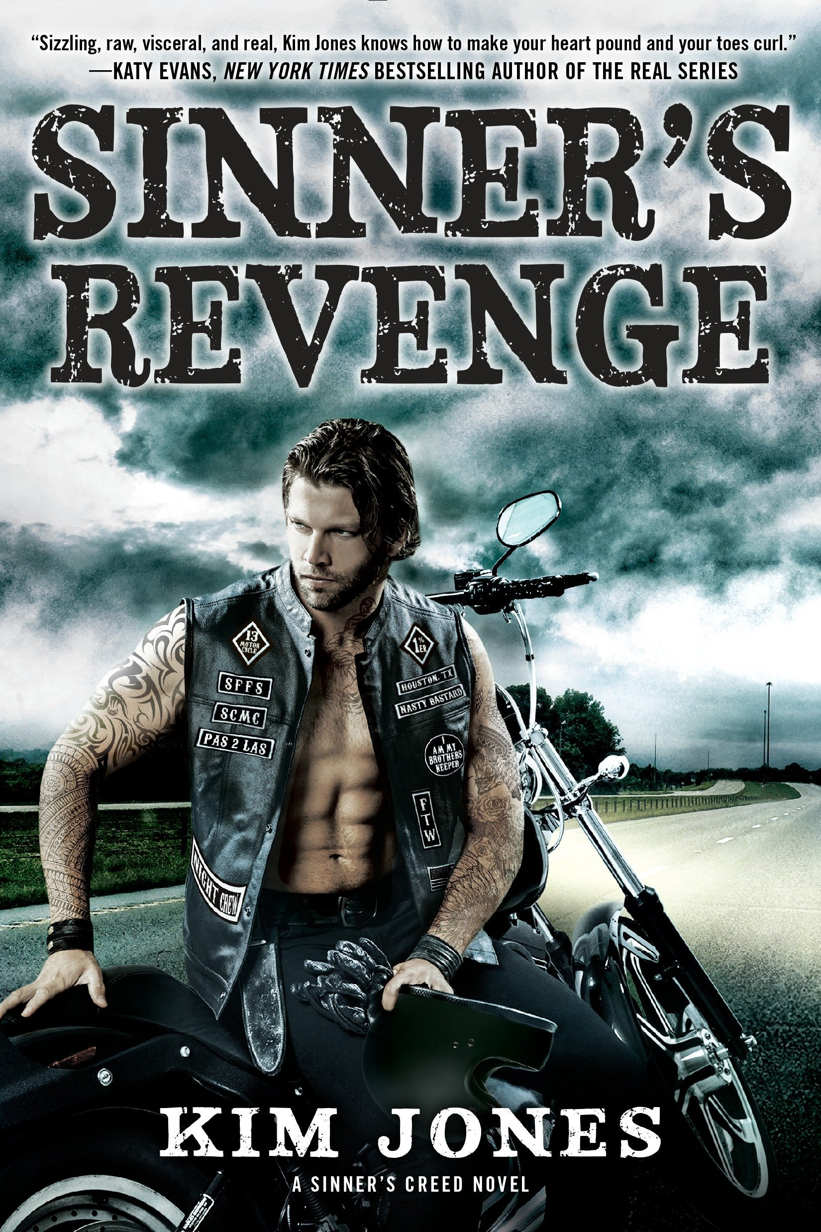 Sinner's Revenge (A Sinner's Creed Novel) by Berkley