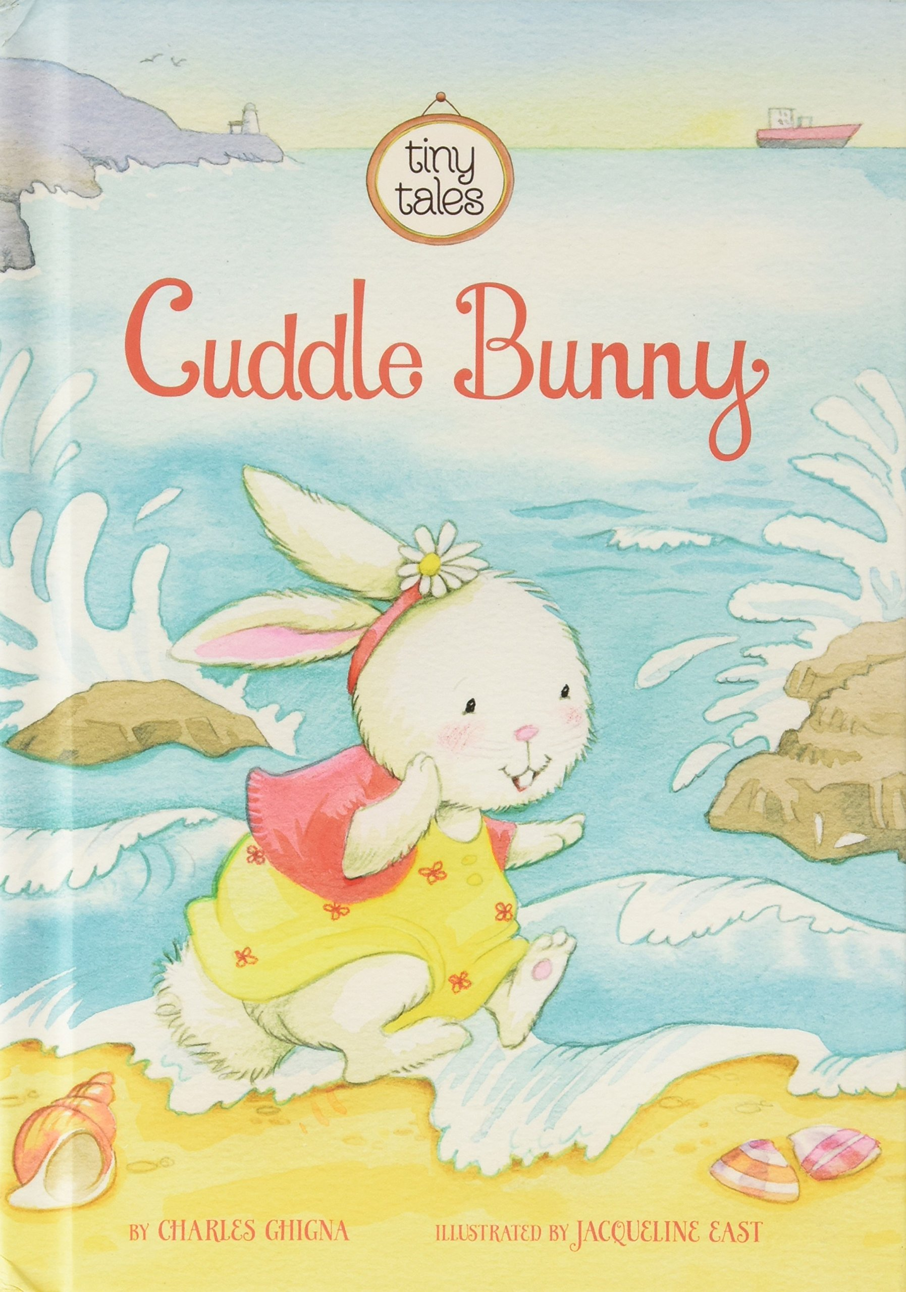 Amazon.com: Cuddle Bunny (Tiny Tales) (9781479565283 ...