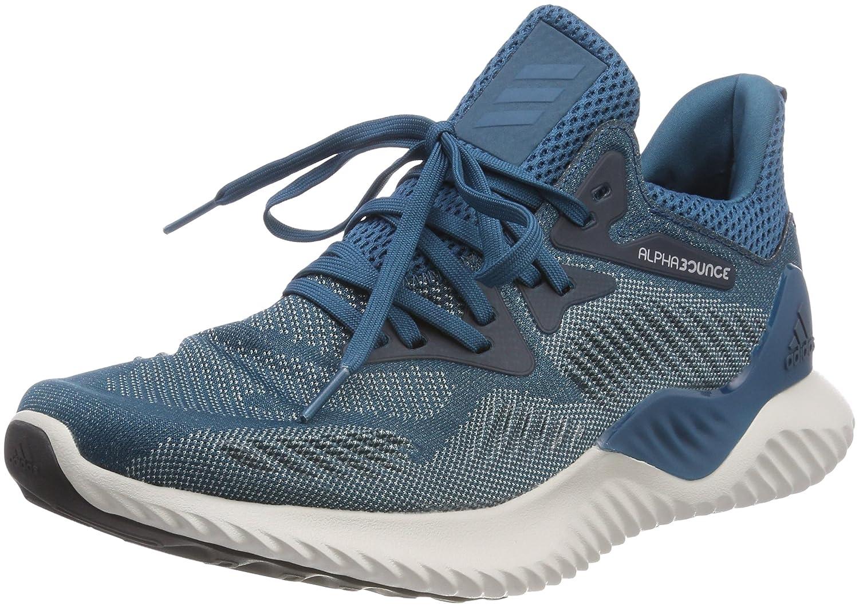 Adidas Alphabounce Beyond, Zapatillas de Running para Hombre 46 2/3 EU|Azul (Azcere / Azcere / Gricen 000)