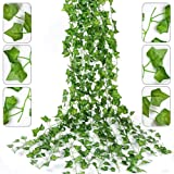 Artificial-Ivy-Garland-Fake-Plants-Outdoor-Aesthetic-Room-Decorations-Leaves-ecaluptus-Garland