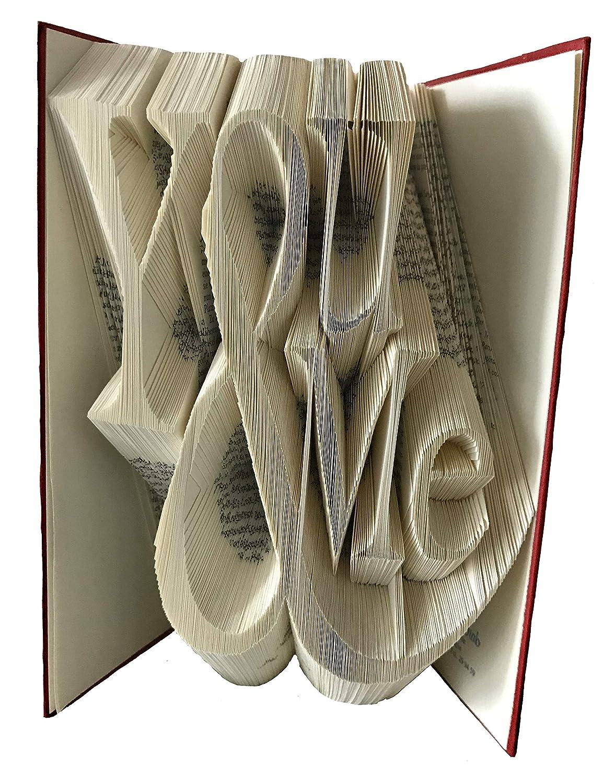 You and Me Du und Ich Gefaltetes Buch