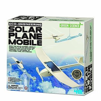 4m solaire Avion Mobile