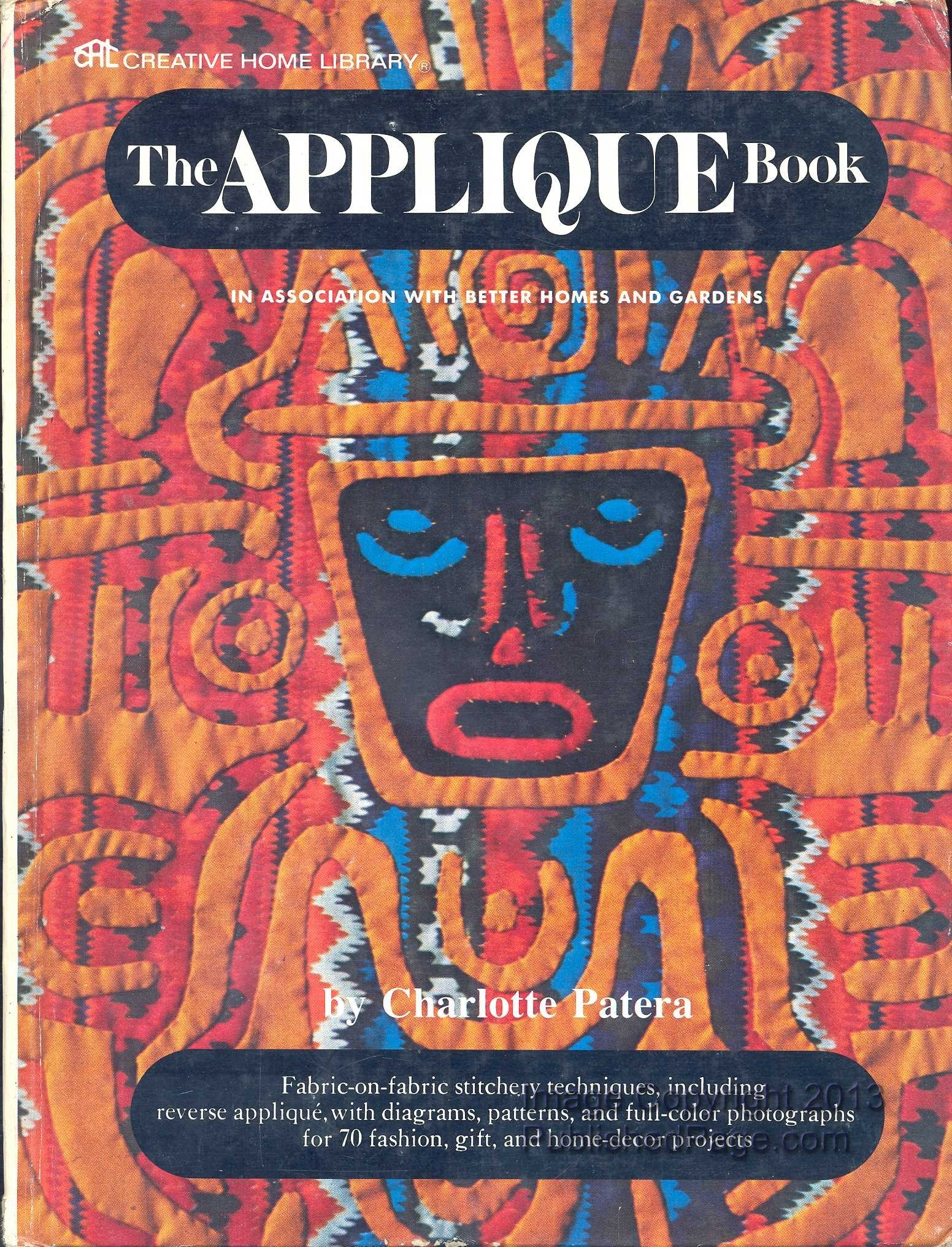 The applique book