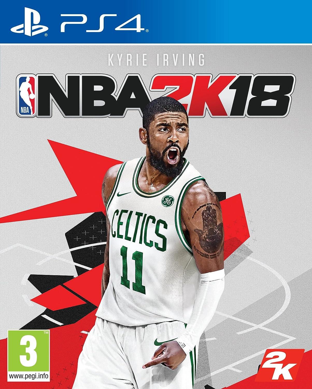 NBA 2K18 (PS4): Amazon co uk: PC & Video Games
