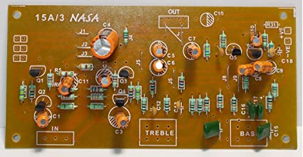 Soumik Electricals Bass Treble Volume Board,Connect with you Amplifier