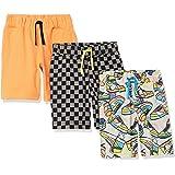 Spotted Zebra Boys' Knit Jersey Play Shorts