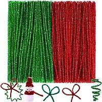 300 Piezas Limpiadores de Pipas de Navidad Tallos
