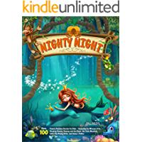 Nighty Night: Over 100 Classic Bedtime Stories for Kids - Including the Wizard of Oz, Sleeping Beauty, Beauty and the Beast, the Little Mermaid, Little Red Riding Hood, and Aesop's Fables