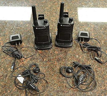 12 Pack of Motorola RMU2040 Two way Radio Walkie Talkies