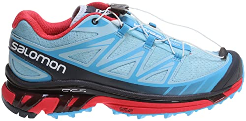 new concept 0c596 95a8e Salomon Wings Pro Women's Trail Running Shoes - 4 Blue ...