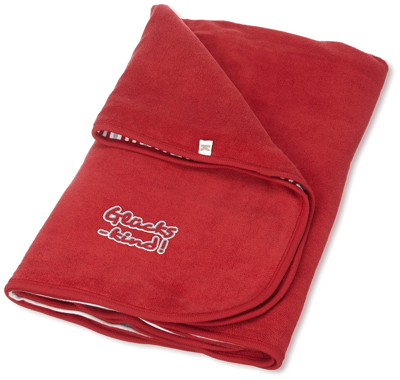 Kanz 1242870 Baby Decke, Rot