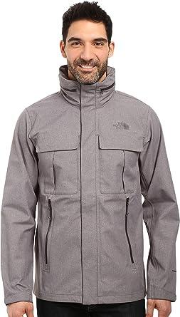 a52756bcb The North Face Men's Kassler Field Jacket TNF Medium Grey Heather ...