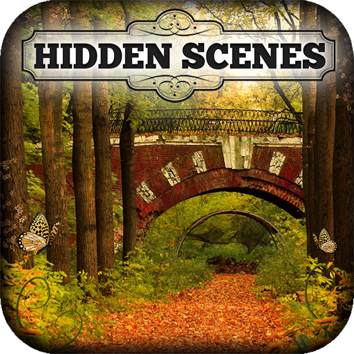 Hidden Scenes - Autumn Colors -