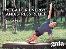 Gaiam:  Rodney Yee Yoga for Energy and Stress Relief