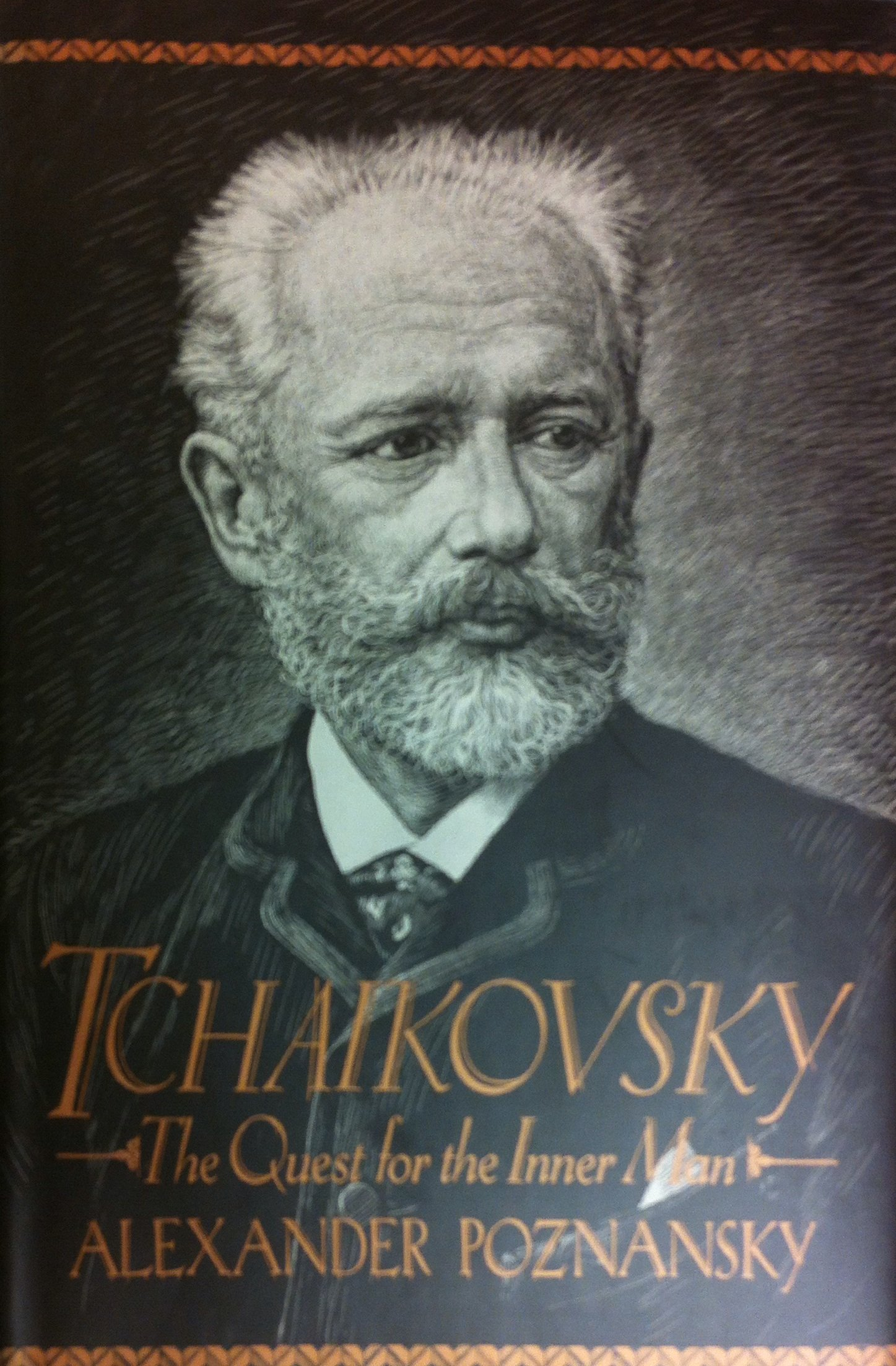 Biography of Tchaikovsky. The story of a great man 91