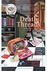 Death Threads (Southern Sewing Circle Mystery Book 2) Kindle Edition