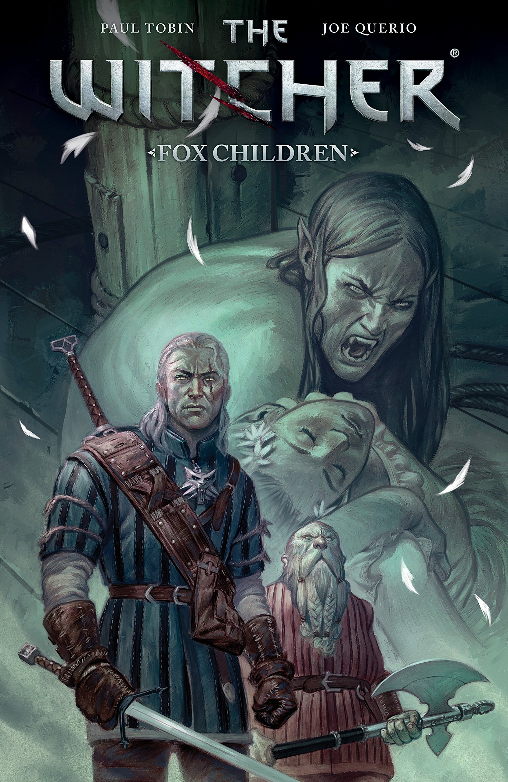 The Witcher: Volume 2 - Fox Children PDF
